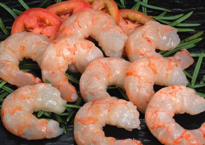 ARGENTINE RED SHRIMP PEELED TAILS